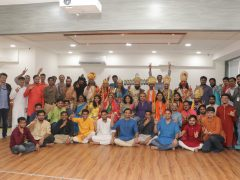 Dussehra celebration at Gametion