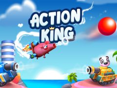 Action king game